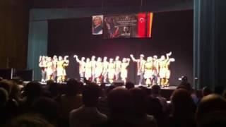 MAT Halk Danslari - Gaziantep Yöresi (MOTIF Halk Danslari Yarismasi 2012)
