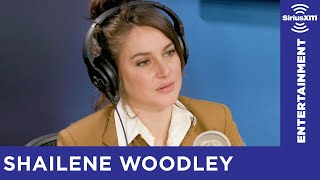 Shailene Woodley on Working with Meryl Streep