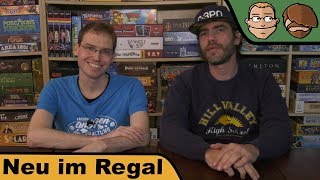 Arkham Horror, Twilight Imperium, Karak - Neu im Regal #11