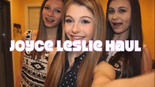 Joyce Leslie Haul Ft. Friends(: Thumbnail