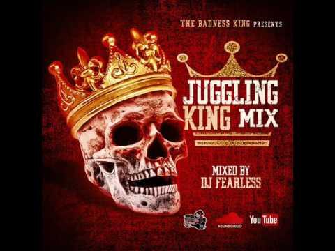 DJ FearLess - Juggling King (Dancehall Mix 2017)