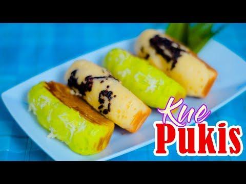 Resep Kue Pukis Lembut Dan Anti Kempes Youtube