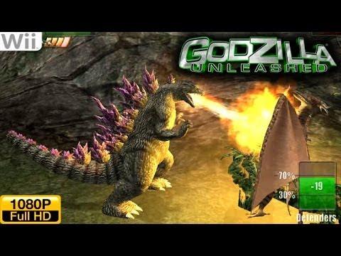 godzilla unleashed wii emulator