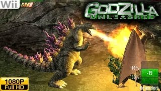 Godzilla: Unleashed - Wii Gameplay 1080p (Dolphin GC/Wii Emulator)