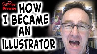 How I became an illustrator