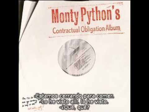 15/16 - Bookshop/Do What John (Monty Python's Contractual Obligation Album Subtitulado Español)
