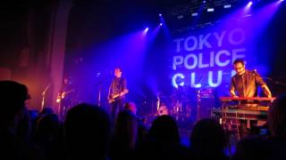 Tokyo Police Club // Nature of the Experiment LIVE Toronto 2014