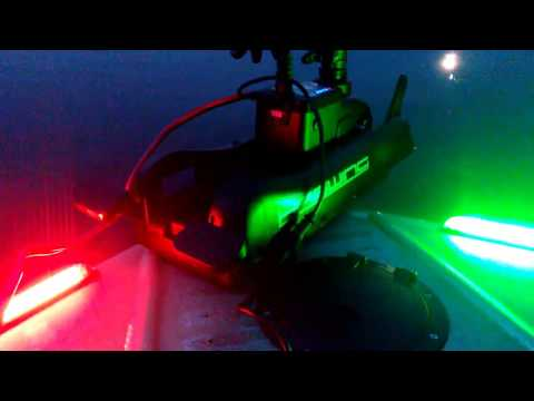 Review of the Cayman Haswing Wireless Trolling Motor, Part 2