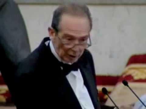 Discurso de ingreso en la RAE de José Manuel Blecua