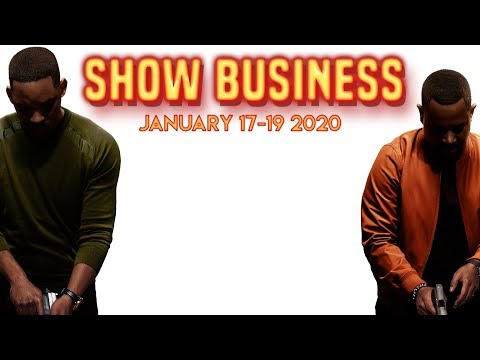 BAD BOYS FOR LIFE incarcerates competition   Show Business January 17-19, 2020