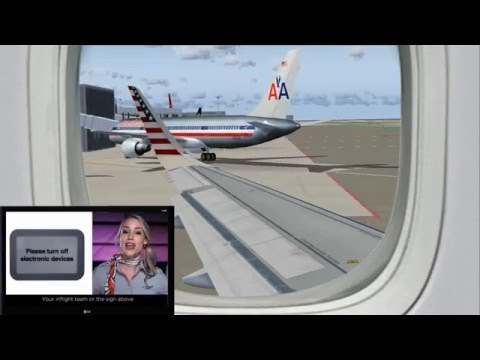 Virgin America   Los Angeles(U.S.A) To Seattle(U.S.A)   A320 (Sharklets)   EP.2