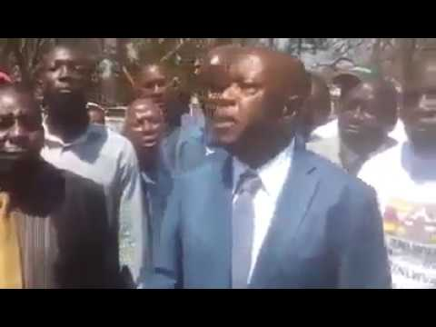 factionalism thickens: ZANU PF party in trouble as officials are now exchanging blows on public