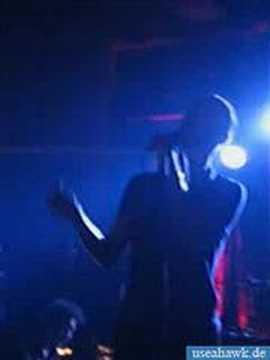 Madrugada - Electric am 28. November 2005 im Columbia Club