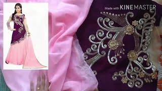 Unboxing Embroider lehenga Choli and Dupatta set from Flipkart | New lehenga suit | latest lehenga