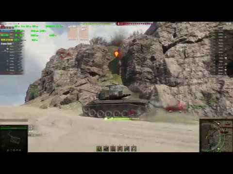 World of Tanks RX 5700