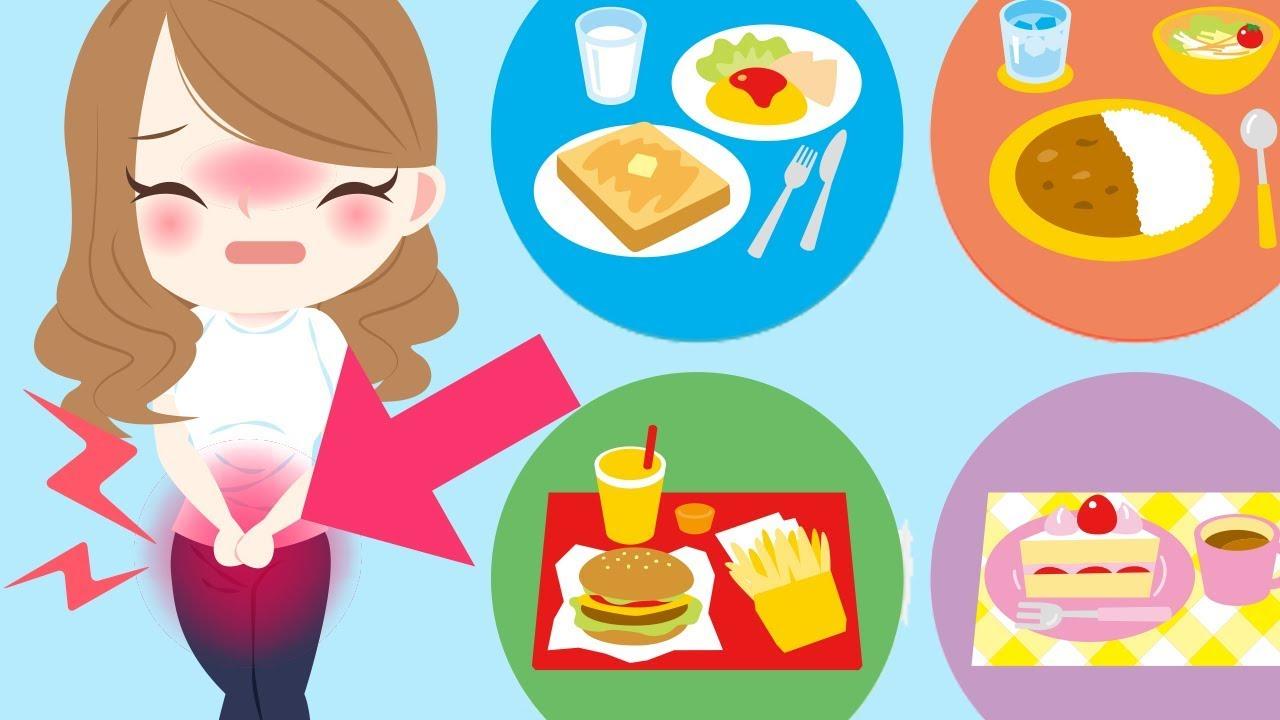 食べ物 生理 痛
