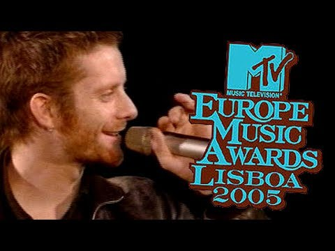 Gorillaz - Best Group | MTV Europe Music Awards 2005