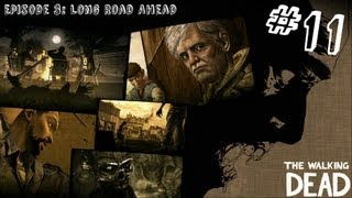 The Walking Dead - Episode 3 - Gameplay Walkthrough - Part 11 - THE TANKER (Xbox 360/PS3/PC)