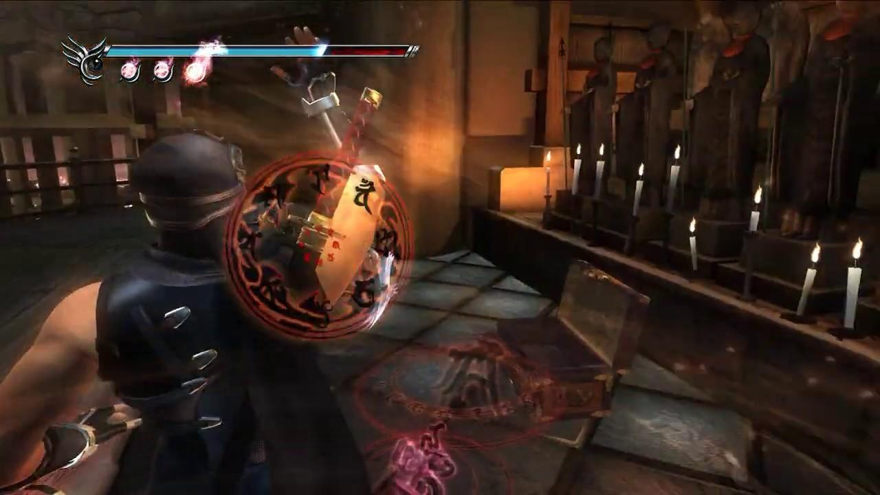 RPCS3 0 0 5 4kIR | Ninja Gaiden Sigma 2 Gameplay