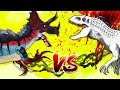 Dinosaurs Battle | Ultimasaurus VS Indominus rex