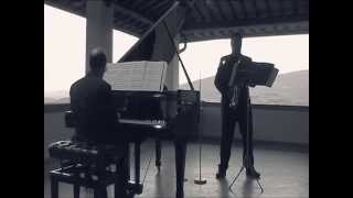 RICHARD RODNEY BENNETT Three Piece Suite for alto saxophone and piano ( HQ audio )