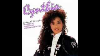 Cynthia ~ Change On Me