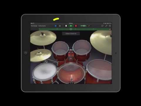 iPad music project for a middle school music class