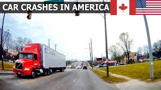 Car Crashes in America (USA & Canada) 2018 # 29