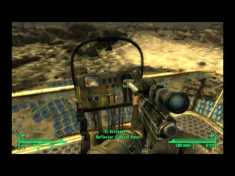 Fallout: New Vegas -  BEST WEAPON!  -  Archimedes II