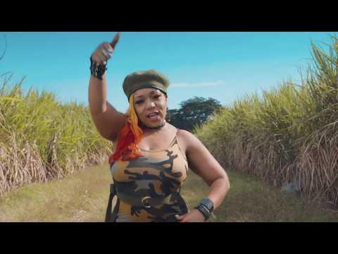 Trouble (Official Music Video) | DESTRA X SPICE | Dancehall Soca 2019 | Trinidad Carnival