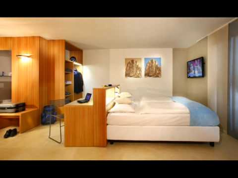 smart hotel saslong santa cristina val gardena dolomites italy youtube. Black Bedroom Furniture Sets. Home Design Ideas