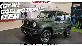 Suzuki Jimny 2018 | First Impression | GridOto
