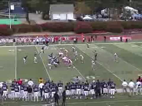 Michael McLafferty 8 Monmouth University 2014 NFL Prospect