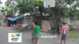 Philippines basketball team.wmv