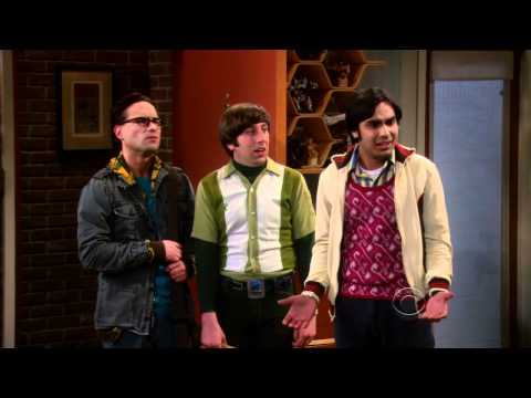 The Big Bang Theory  Foursome?