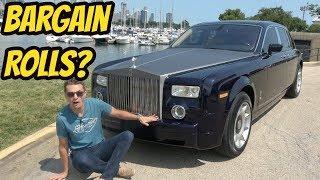 Я Купил Самый Дешевый Rolls Royce Phantom В Сша
