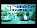 Typhoon Arcade Game NEW FILM UPDATES!! Rat Race & Snow Ride!