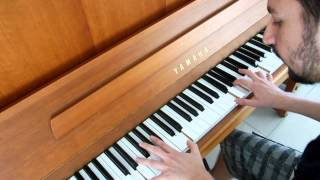 Pirates of The Carribean Theme Song - Hans Zimmer - He is a pirate ( Piano Arrangement by Danny )