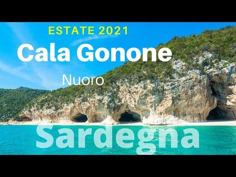 Cala Gonone e