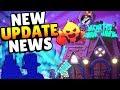 NEW UPDATE TEASER! NEW BRAWLER? BRAWL TALK? HALLOWEEN UPDATE NEWS?!