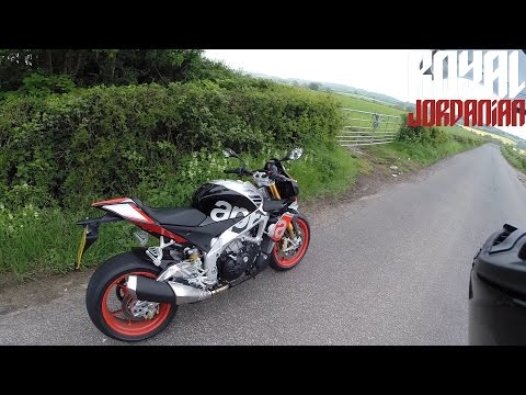 Aprilia Tuono V4 1100 Factory - Short ride and thoughts