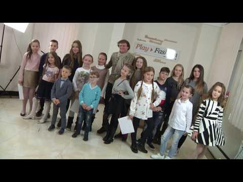 ГАРИК БИРЧА (ВИТАЛЬКА) - ГОСТЬ СТУДИИ PLAY-FASHION JUNIOR