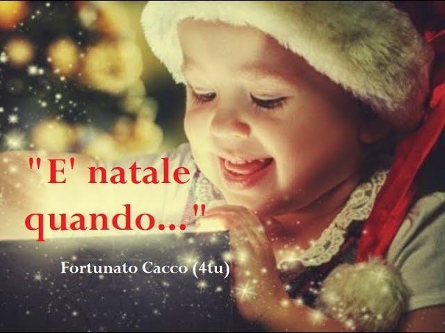 Auguri Di Buon Natale Canzone In Italiano.Canzone Di Natale 2019 E Natale Quando Video Auguri Di Buon Natale Romantici Youtube