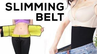 6 Best Slimming Belt For Women Under $20 - Sweat Slim Belt