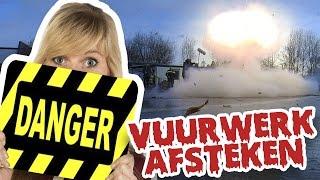 HEFTIG VUURWERK AFSTEKEN! - Non-Bucketlist #2