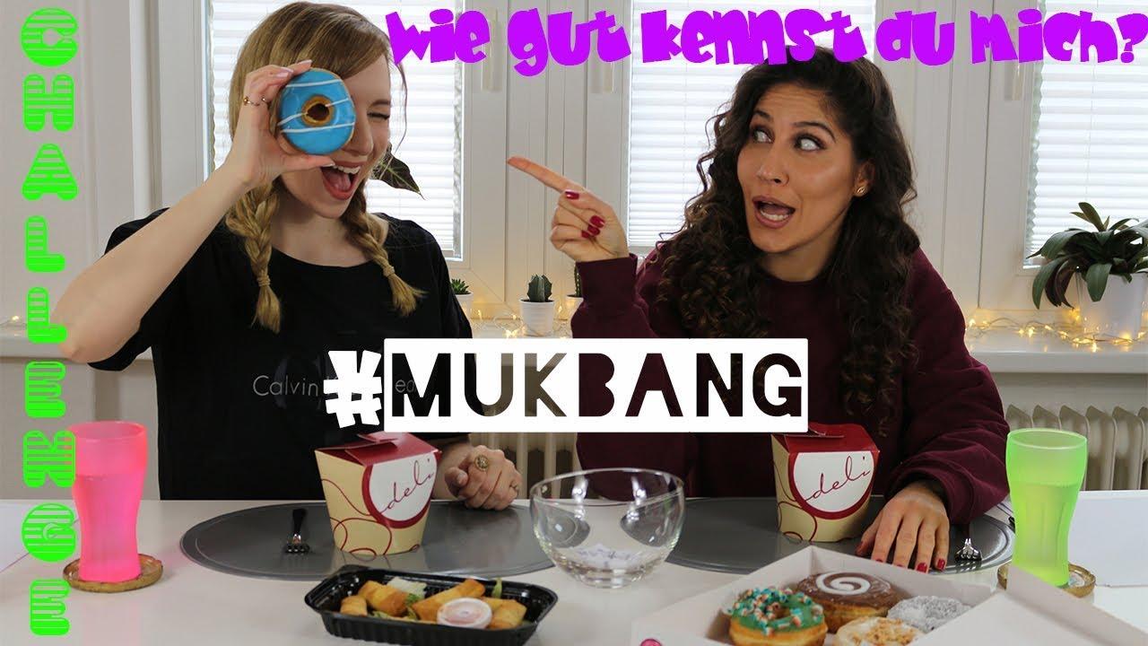 Wie gut kennst du mich? Challenge   Nudelbox & Dunkin