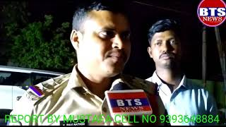 BTS NEWS HYDERABAD UNDER SANTOSH NAGAR POLICE STATION LIMIT GANESH VISARJAN PEACEFULLY GOING ON