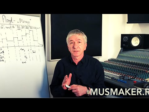 Pink Floyd MONEY. Состав инструментов