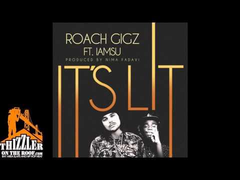 Roach Gigz ft. iamsu! - It's Lit (prod. Nima Fadavi) [Thizzler.com]
