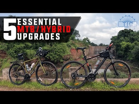 Important Mountain Bike Upgrades